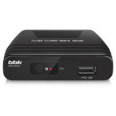 Ресивер BBK SMP016HDT2 тёмно-серый
