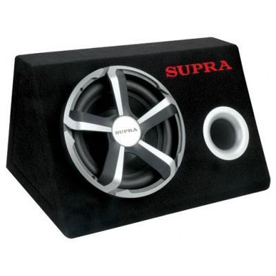 Автосабвуфер SUPRA SRD-301A,  активный