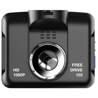 Видеорегистратор DIGMA FreeDrive 103 черный