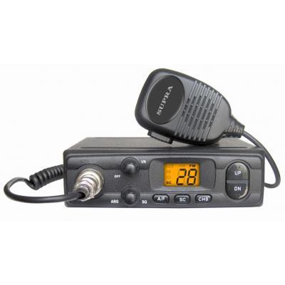 Радиостанция Supra VRS-300 черный