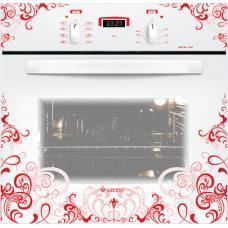Духовой шкаф GEFEST ЭДВ ДА 622-02 К15, белыйкрасный