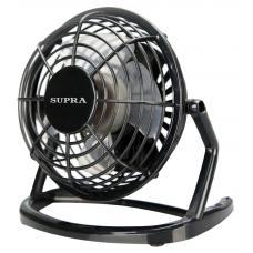 Вентилятор SUPRA VS-10USB black