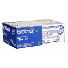 Картридж BROTHER TN2175,  черный