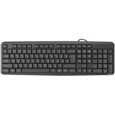 Клавиатура DEFENDER Element HB-520 черный
