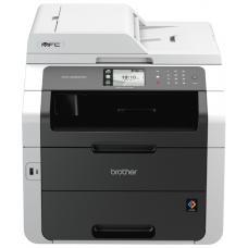 МФУ BROTHER MFC-9330CDW, формат  A4,  цветной,  светодиодный,  черный [mfc9330cdw]