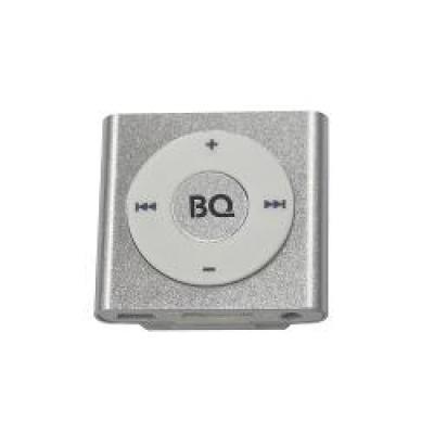 MP3 плеер BQ-P003, серебристый