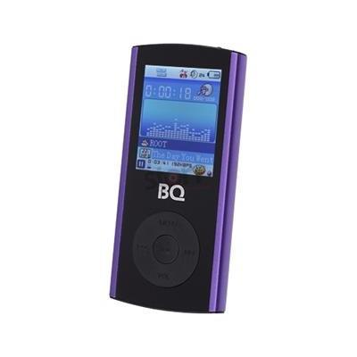 MP3 плеер BQ-P006, пурпурный