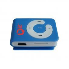 Портативный плеер BQ-P002 Re синий