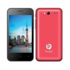 Смартфон BQ 4008 Shanghai, розовый