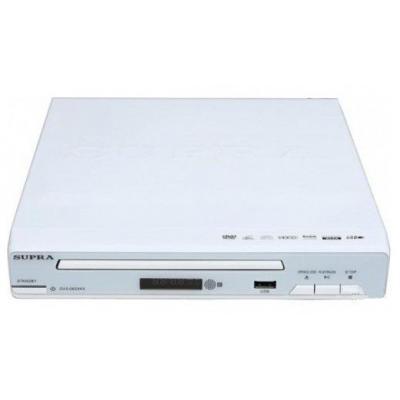 Проигрыватель SUPRA DVS-065 XK white