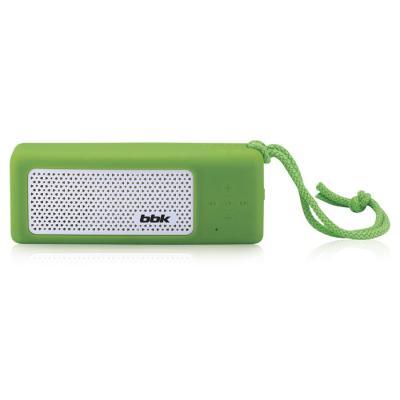 Аудиомагнитола BBK BTA190 зеленый