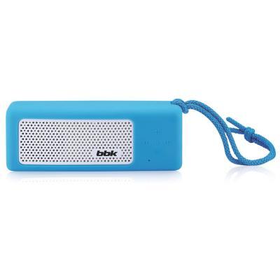 Аудиомагнитола BBK BTA190 синий