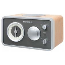 Радиоприемник SUPRA ST-109,  орех