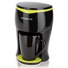 Кофеварка POLARIS PCM 0109 (черн/салат)