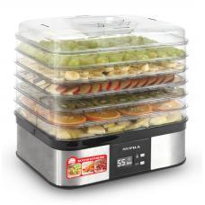Сушилка для овощей и фруктов SUPRA DFS-631