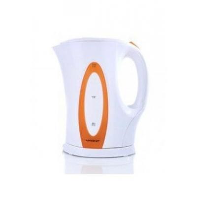 Чайник MAGNIT RMK-2194, бело-оранж