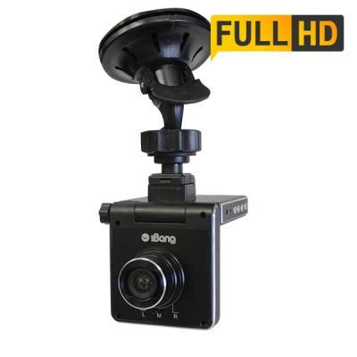Видеорегистраторы iBang VR-390 черный