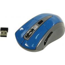 Беспроводная оптическая мышь DEFENDER Accura MM-965 голубой
