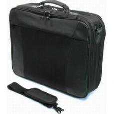 """Сумка для ноутбука 15.6"""" Life, черный, карман DEFENDER"""