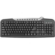 Клавиатура DEFENDER HM-830 черный /С