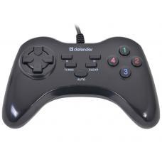 Проводной геймпад DEFENDER Game Master G2 /С