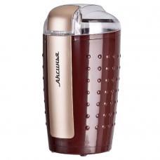 Кофемолка Аксинья КС-602 коричневая